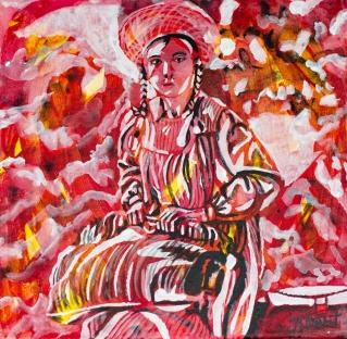 Anne of Green Gables, Celebrate Canada, Yvette Cuthbert, Artist
