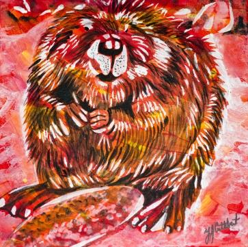 Beaver, Celebrate Canada, Yvette Cuthbert