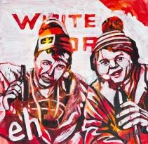 Bob and Doug McKenzie, Celebrate Canada, Yvette Cuthbert, Artist