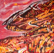 Cabot Trail, Celebrate Canada, Yvette Cuthbert, Artist