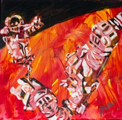 Canada Arm, Celebrate Canada, Yvette Cuthbert, Artist