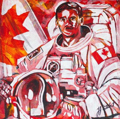 Chris Hatfield,, Celebrate Canada, Yvette Cuthbert, Artist
