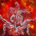 Circqu du Soliel, Yvette Cuthbert