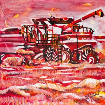 Combining, Celebrate Canada, Yvette Cuthbert, Artist