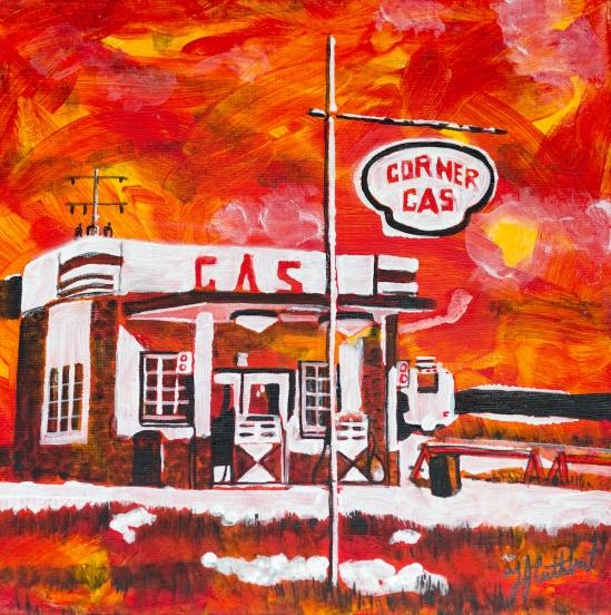 Corner Gas, Celebrate Canada, Yvette Cuthbert