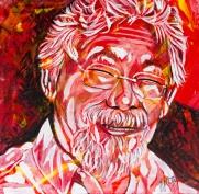 David Suzuki, Celebrate Canada, Yvette Cuthbert,, Artist
