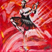 Evelyn Hart, WRB, Celebraate Canada, Yvette Cuthbert, Artist