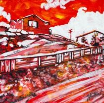 Flin Flon, Manitoba, Celebrate Canada, Yvette Cuthbert, Artist