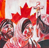 Freedom of Religion, Celebrate Canada, Yvette Cuthbert