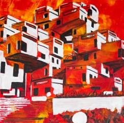 Habitat, Montrael, Celebrate Canada, Yvette Cuthbert, Artist