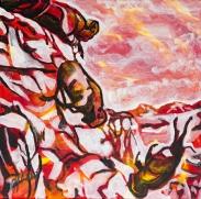 Head Smashed in Buffalo Jump, Celebrate Canada, Yvette Cuthbert, Artist