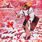 Ice Fishing, Celebrate Canada, Yvette Cuthbert