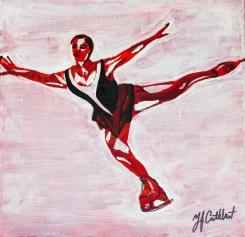 Karne Magneson, Figure Skating, Celebrate Canada, Yvette Cuthbert