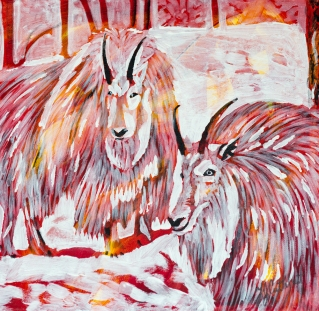 Mountain Goats, Celebrate Canada, Yvette Cuthbert