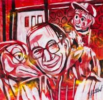 Mr. Dressup, Celebrate Canada, Yvette Cuthbert, Artist
