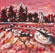 Petroforms, Celebrate Canada, Yvette Cuthbert, Artist