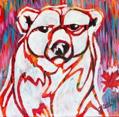 Polar Bear, Celebrate Canada, Yvette Cuthbert
