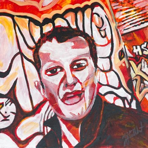 Rick Mercer, Celebrate Canada, Yvette Cuthbert, Artist