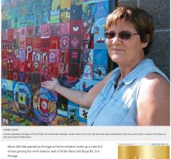 Canada 150 Mosaic