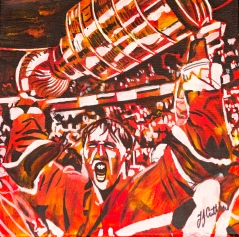 Stanley Cup, Celebrate Canada, Yvette Cuthbert