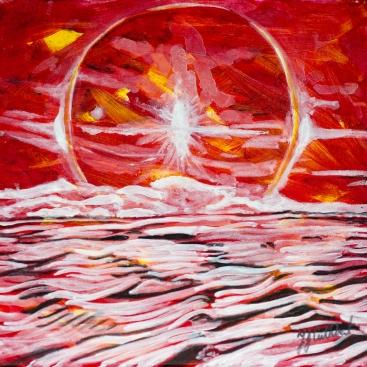 Sun Dogs, Celebrate Canada, Yvette Cuthbert, Artist