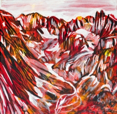 The Unclimbables, celebrate Canada, Yvette Cuthbert, Artist