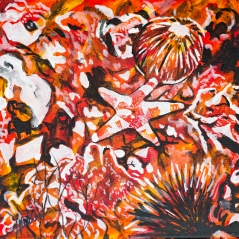 Tidal Pool, Celebrate Canada, Yvette Cuthbert, Artist